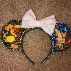 Tarzan Minnie Ears